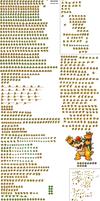 SMB-HotS Bowser Sprite Sheet