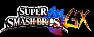 Super Smash Bros GX Logo
