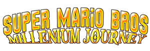 Super Mario Bros Millennium Journey Logo