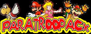 ParatroopaCx Logo by AsylusGoji91