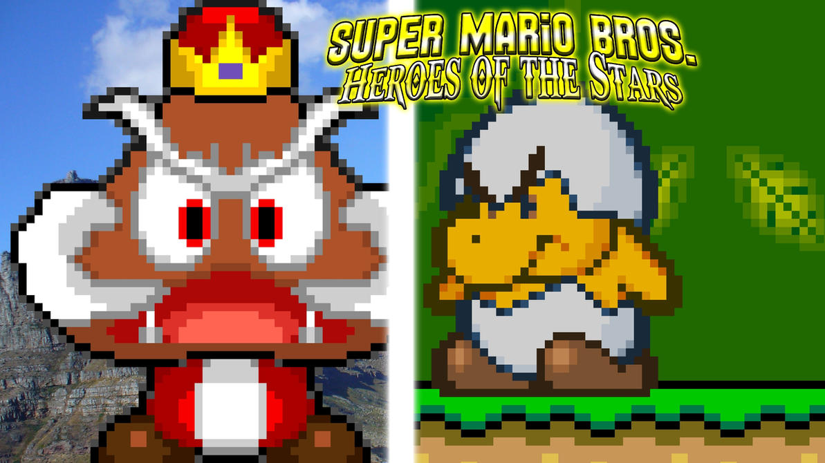 SMB Heroes of the Stars Episode 6 Part 1 by KingAsylus91