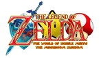 The Legend of Zelda TWOHMTMK Logo by AsylusGoji91