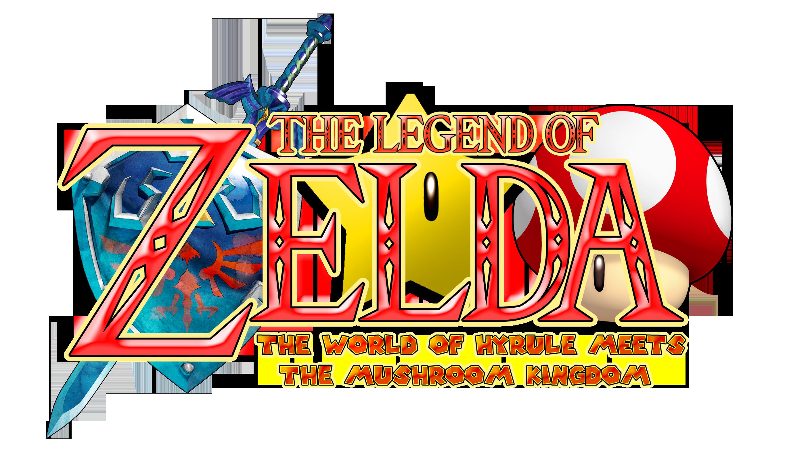 The Legend of Zelda TWOHMTMK Logo