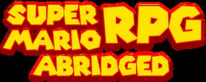 Super Mario RPG Abridged Logo