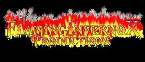 FlamingInfernoX Productions Logo by AsylusGoji91