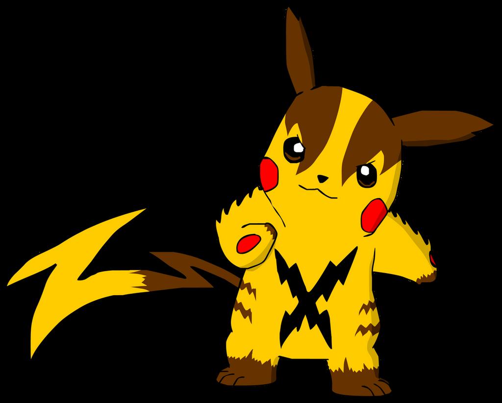 my mega pikachu design by kingasylus91 on deviantart