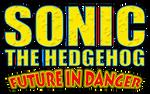 Sonic The Hedgehog - Future in Danger Logo