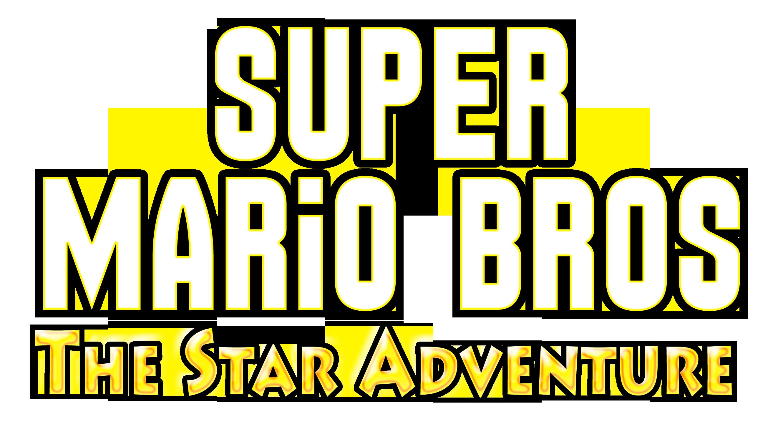 Super Mario Bros The Star Adventure Logo