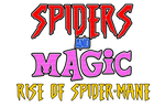 Spiders and Magic Rise of Spider Mane Logo