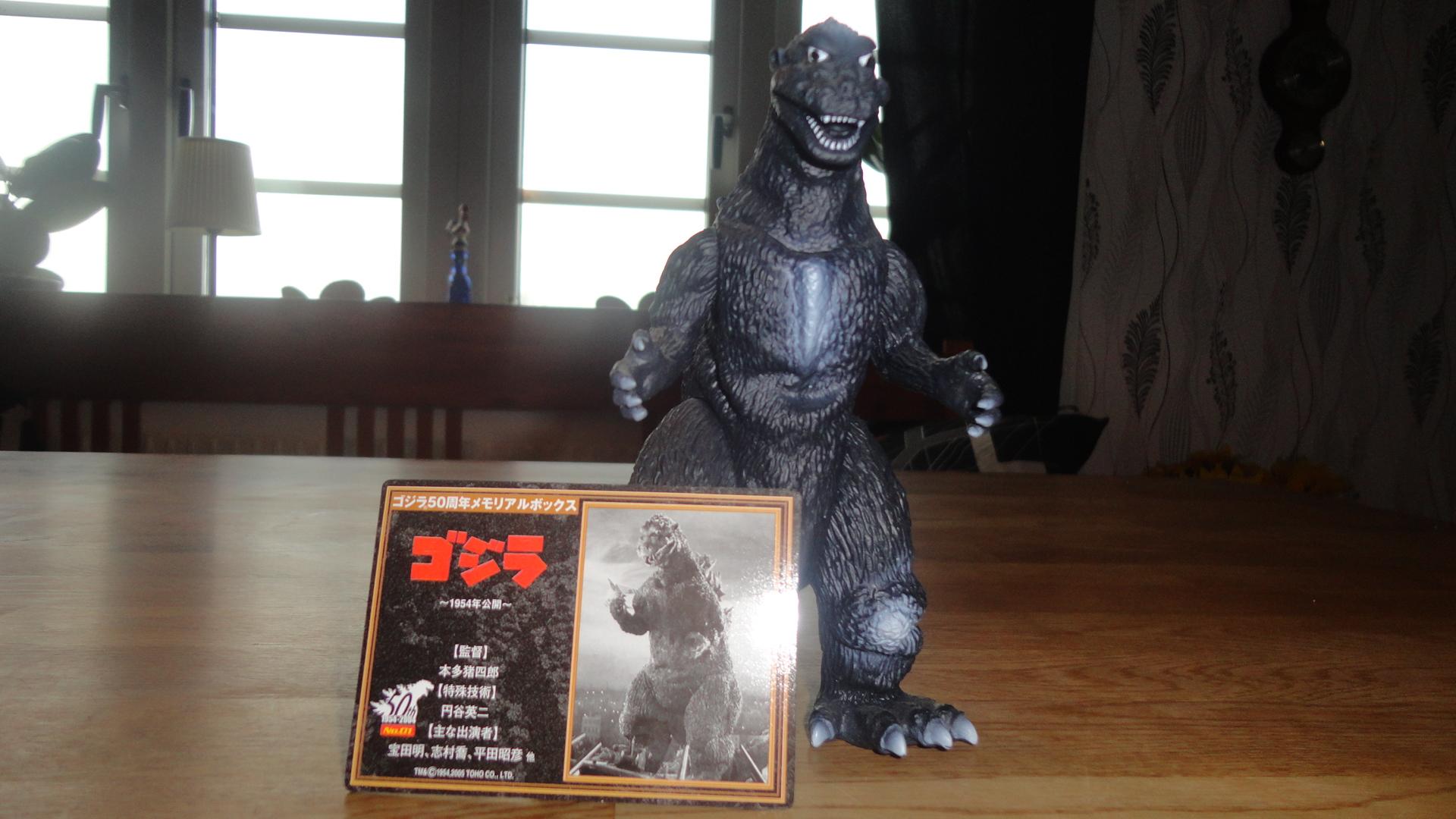 Godzilla 1954 - The First Generation by KingAsylus91