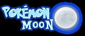 Pokemon Moon Logo