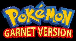 Pokemon Garnet Logo