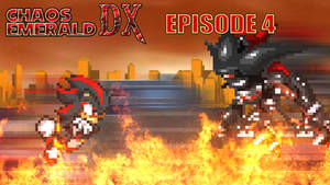 Chaos Emerald DX Episode 4 Poster