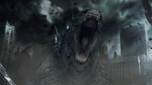 Godzilla 2014 Scene Recreation