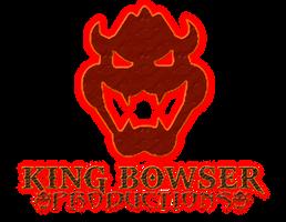 King Bowser Productions Revamped Logo by AsylusGoji91