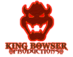 King Bowser Productions Revamped Logo