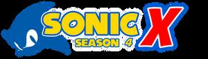 Sonic X Season 4 Logo