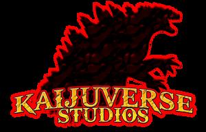 Kaijuverse Studios Logo 2014 -2024 by AsylusGoji91