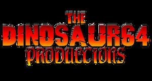 TheDinosaur64 Productions Logo