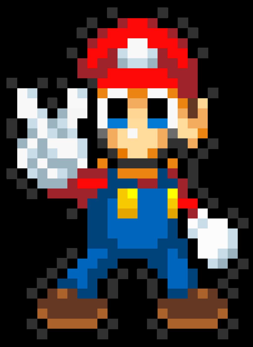 SMBHotS Hero 01 - Mario by KingAsylus91 on DeviantArt