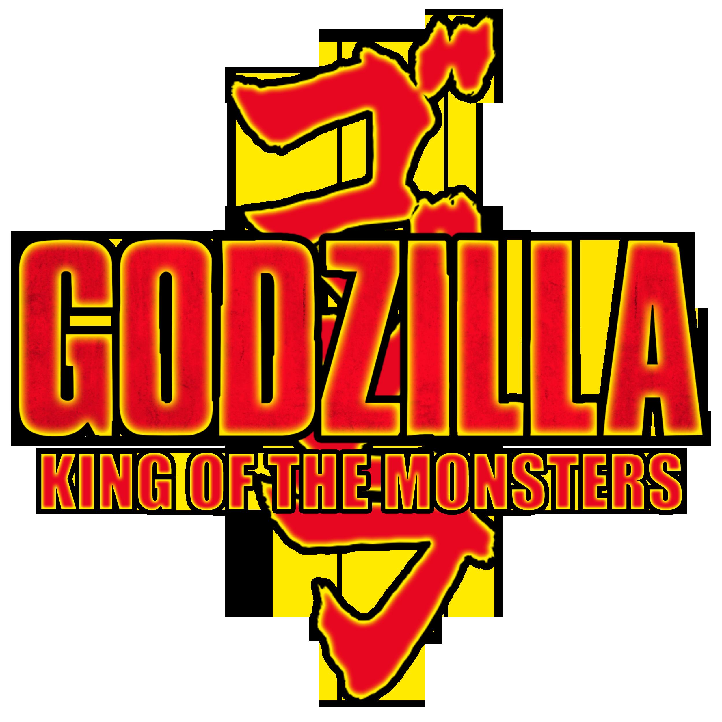 Godzilla - King of the Monsters Logo