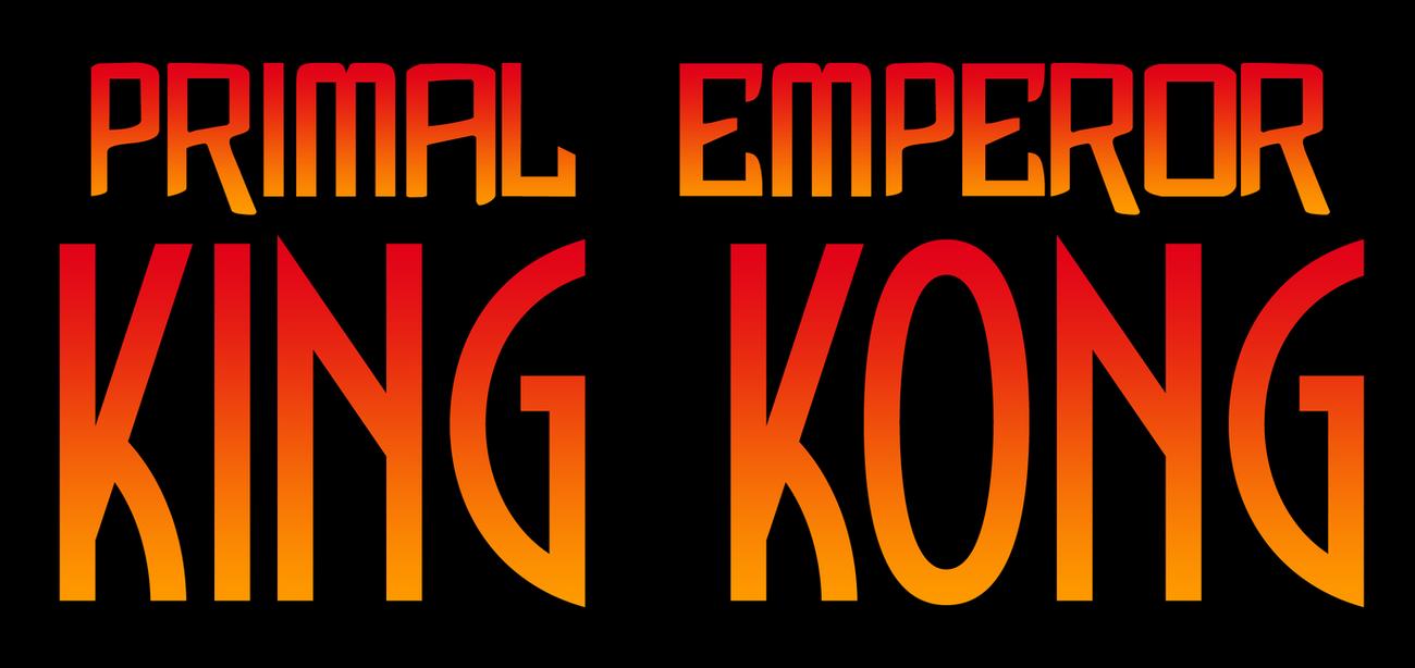 Primal Emperor King Kong Logo by KingAsylus91