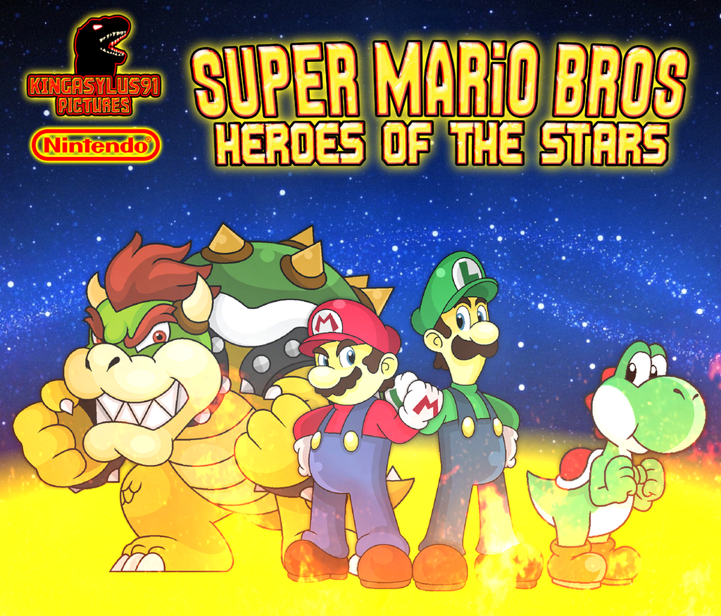 Heroes Of The Stars Poster 2015 By AsylusGoji91 On