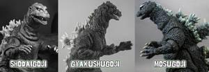 Godzilla design for Koopzilla vs Godzilla