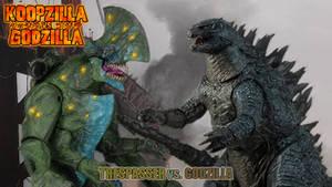Trespasser vs. Godzilla
