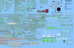 NEW Yoshi Sprite Sheet (Super Mario Bros Z)