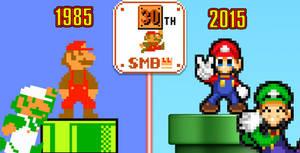 30th Anniversary of Super Mario Bros