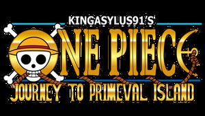 One Piece - Journey to Primeval Island Logo