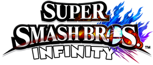 Super Smash Bros Infinity Logo
