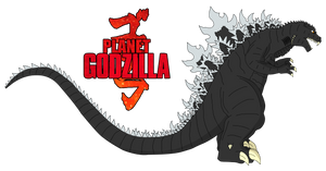 Godzilla's Design (Planet Godzilla)