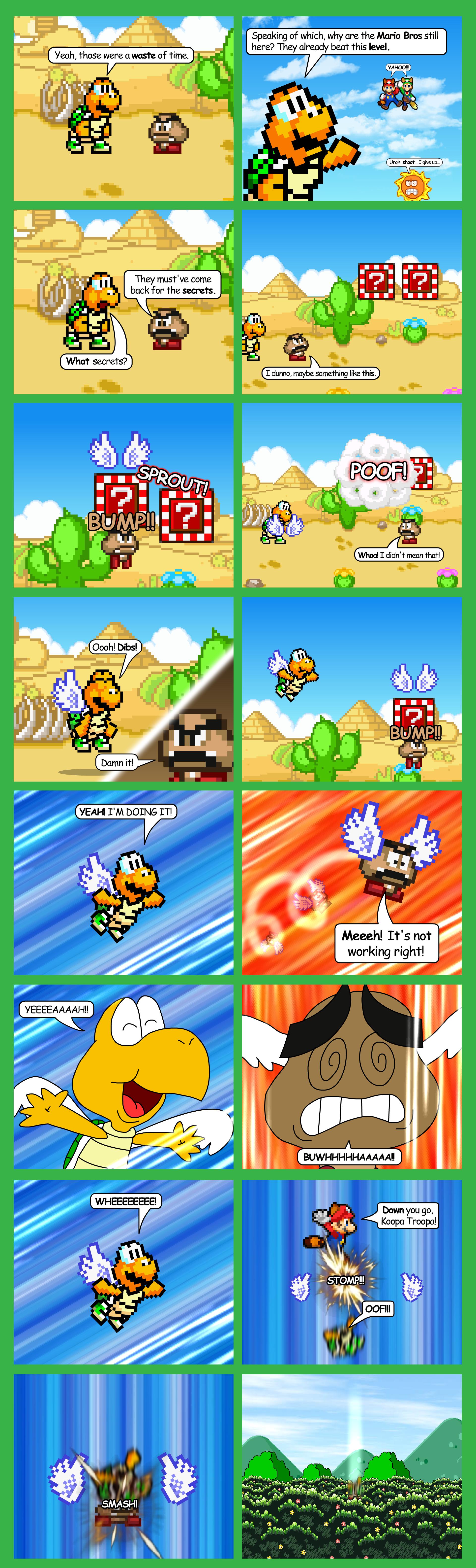 Bowser's Kingdom Episode 2 - Page 02 by HeiseiGoji91