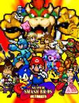 CM - Super Smash Bros Ultimate - Poster