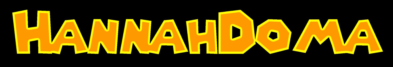 HannahDoma Logo by HeiseiGoji91