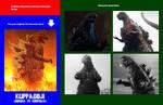 GvsK Godzilla Inspiration