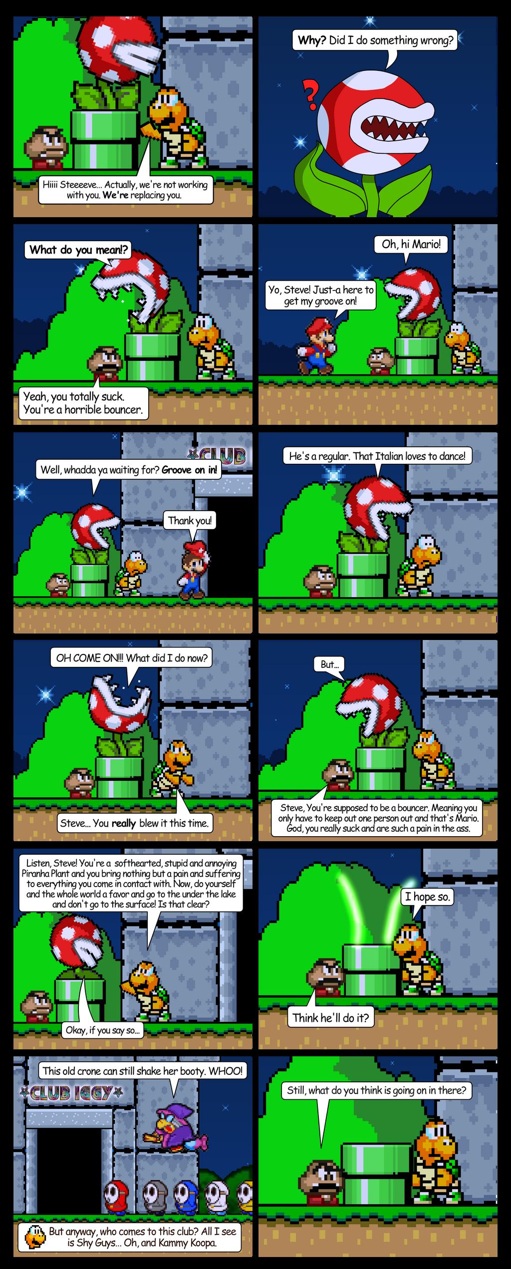 Bowser's Kingdom Episode 4 - Page 02 by AsylusGoji91 on