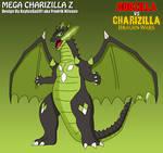 TuffTony's GvC - Mega Charizilla Z Design