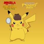 GvC - Detective Pikachu Design