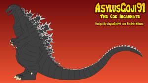 AsylusGoji's Design V5 - The God Incarnate
