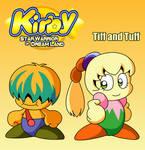 Kirby Star Warrior of Dreamland - Tiff and Tuff