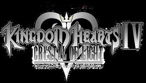Kingdom Hearts IV Crystal of Light - Logo