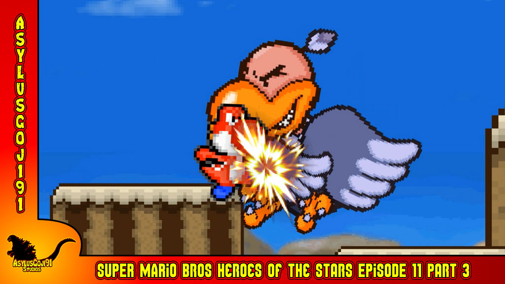 SMB Heroes of the Stars - Episode 11 Part 3