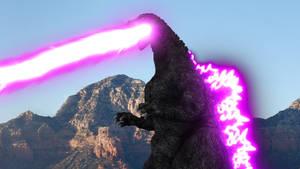 Godzilla's Primal Uranium Heat Ray