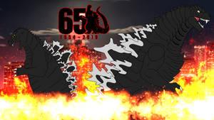 Godzilla's 65th Anniversary - All Hail The King