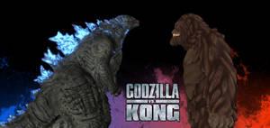 Godzilla vs. Kong - Trailer - Reaction Poster