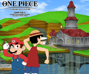 One Piece A Smash Adventure - Chapter 2 Cover