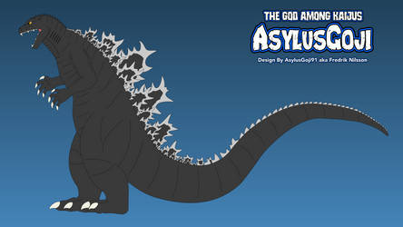 AsylusGoji (GKOTMCU) Design V5-5 - Side Angle